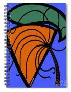 Carrot And Stick Spiral Notebook