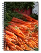 Carrot Bounty Spiral Notebook