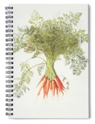 Carrots Spiral Notebook