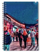 Carsija Spiral Notebook