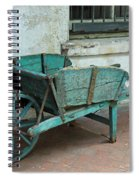 Cart For Sale Spiral Notebook