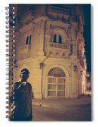 Cartagena Watchman Spiral Notebook