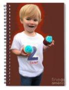 Carter Spiral Notebook