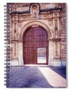 Carthusian Monastery Granada Spiral Notebook