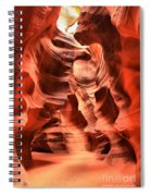 Carved Canyon Wals Spiral Notebook