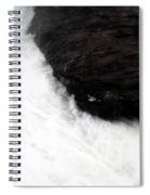 Carved In Stone Spiral Notebook