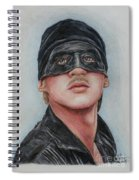 Cary Elwes / Westley / The Princess Bride Spiral Notebook