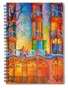 Barcelona Casa Batilo Spiral Notebook