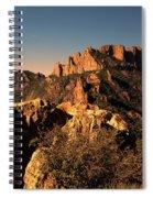 Casa Grande Peak 3 Spiral Notebook
