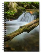 Cascade River Spiral Notebook