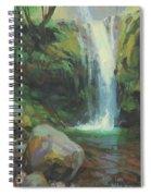 Cascadia Spiral Notebook
