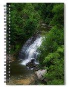 Cascadilla Waterfalls Cornell University Ithaca New York 02 Spiral Notebook