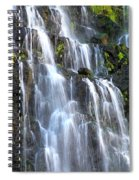 Cascading Springs Snake River Canyon Spiral Notebook