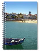 Cascais Spiral Notebook