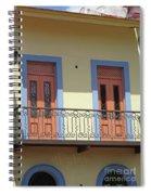 Casco Viejo Panama 11 Spiral Notebook