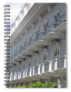 Casco Viejo Panama 14 Spiral Notebook
