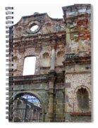 Casco Viejo Panama 20 Spiral Notebook
