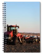 Case Ih Power Spiral Notebook