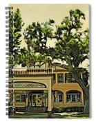 Casements Green Spiral Notebook