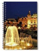 Casino De Monte Carlo-circa 2005 Spiral Notebook