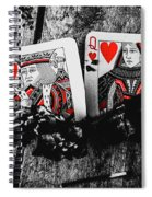 Casino Hot Streak  Spiral Notebook