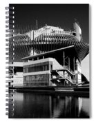 Casino Montreal Spiral Notebook