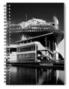 Casino Montreal Spiral Notebook