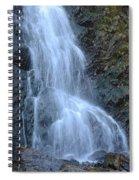 Casper Wy Waterfall 1 Spiral Notebook