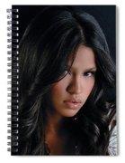 Cassie Spiral Notebook