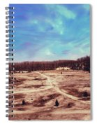 Castalia Quarry Reserve Dreamscape Spiral Notebook
