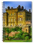 Castell De Culzean Spiral Notebook