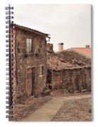 Castelo Rodrigo  Spiral Notebook