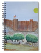 Castillo Sohail Spiral Notebook