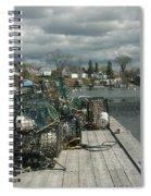 Castine Spiral Notebook