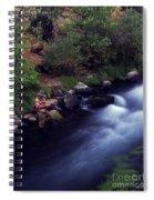 Casting Softly Spiral Notebook