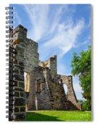 Castle Corner Ha Ha Tonka Spiral Notebook
