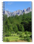 Castle Crags Spiral Notebook