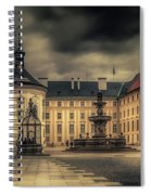 Castle Hill In Color Spiral Notebook