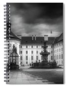 Castle Hill Spiral Notebook