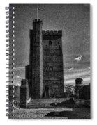 Castle Of Helsingborg Spiral Notebook