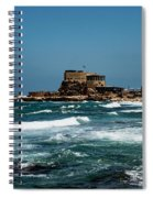 Castle Of Herod The Great Spiral Notebook