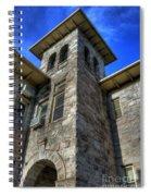 Castle Rock Elementary School Spiral Notebook