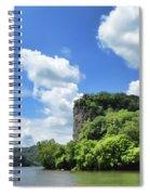 Castle Rock - Pembroke Virginia Spiral Notebook