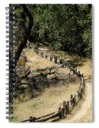 Castle Rock Sp Spiral Notebook