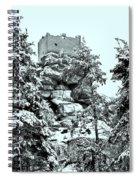 Castle Ruin Flossenbuerg Spiral Notebook
