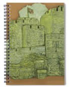 Castle Rushen Spiral Notebook