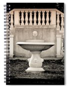 Castle Stairs Spiral Notebook