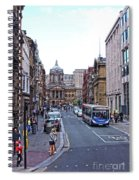 Castle Street - Liverpool Spiral Notebook