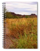 Castolon - A Ghost Town 3 Spiral Notebook