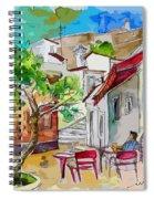 Castro Marim Portugal 01 Bis Spiral Notebook